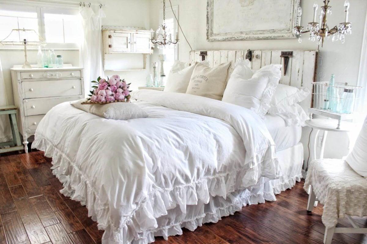 Beautiful-Shabby-Chic-Bedroom