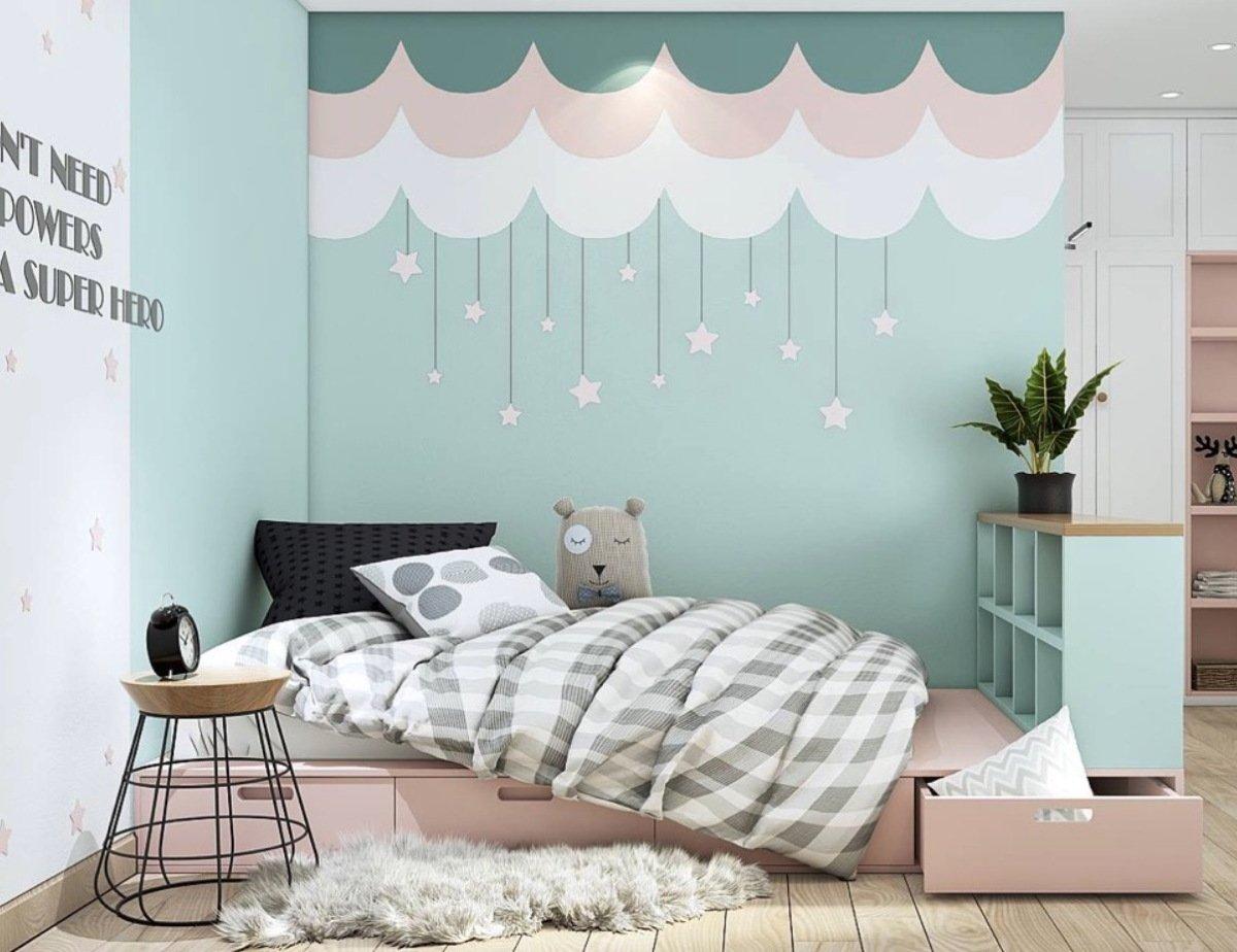 Camere Da Letto Piu Belle Del Mondo colori pastello rilassanti per la camera da letto