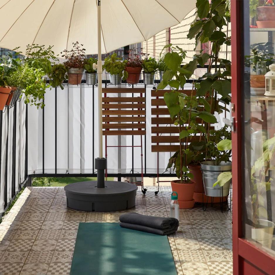 Tavolino Per Balcone Ikea arredo giardino balcone ikea catalogo estate 2020