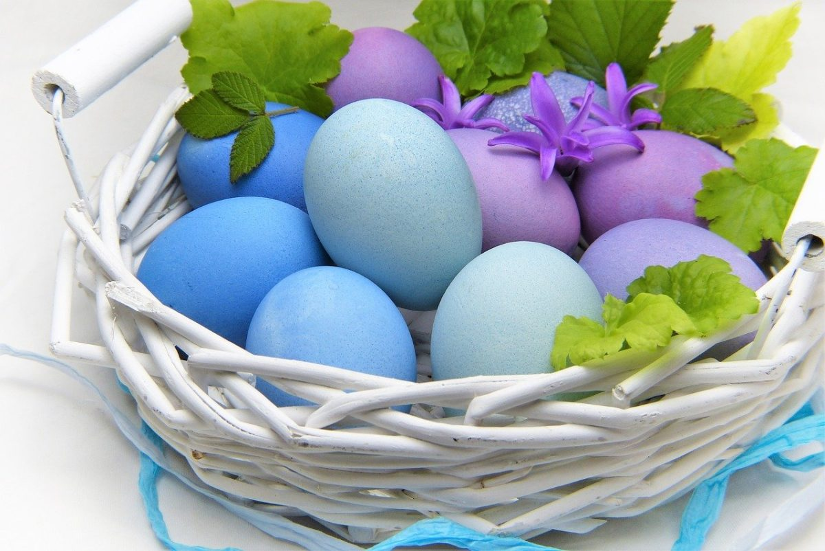 Uova, Pasqua