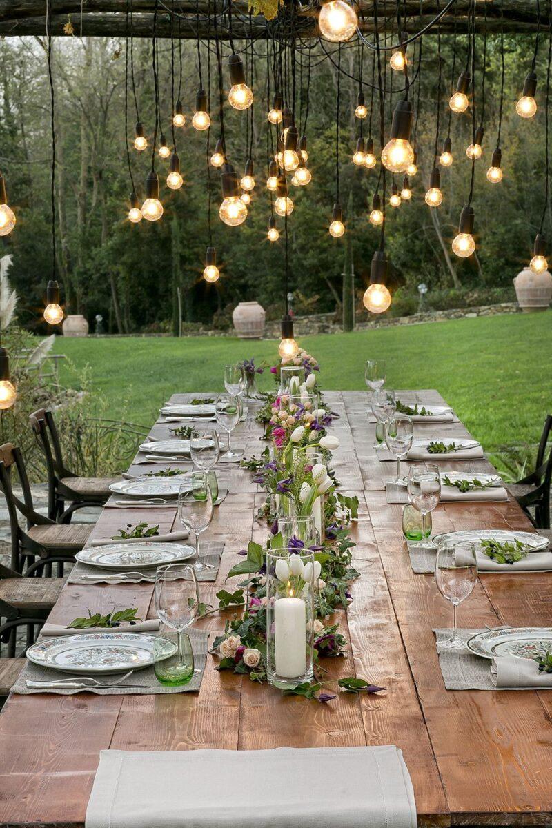addobbare-tavola-giardino