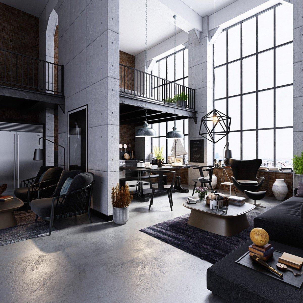 arredare-spazi-stile-industrial-2