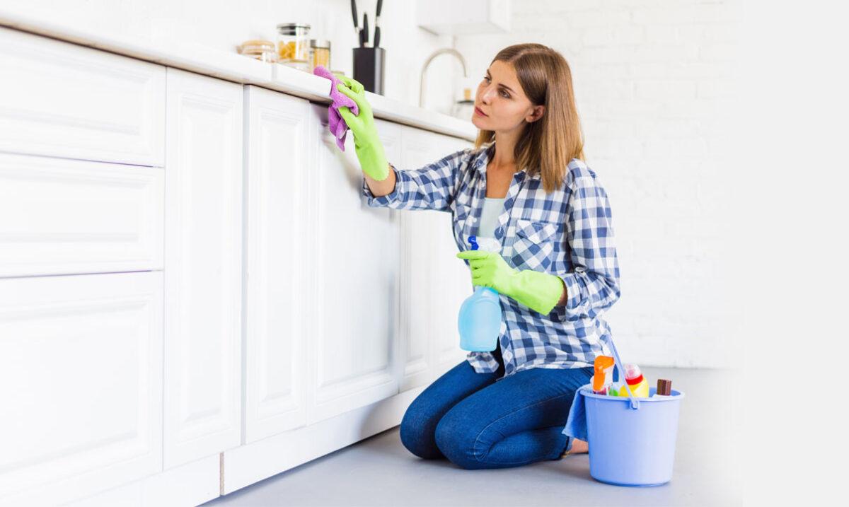 come-pulire-casa-ospiti-cucina