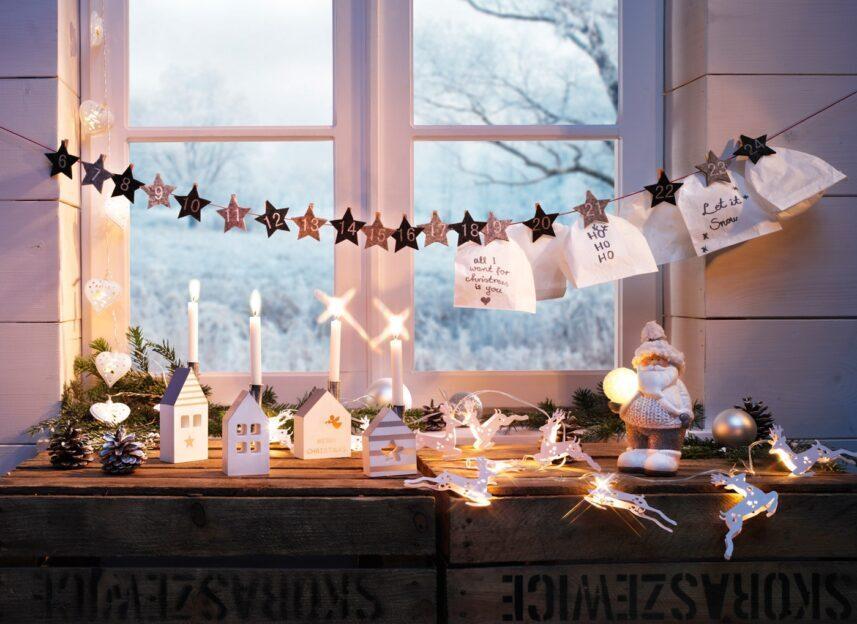 Catalogo Bon Prix Natale 2020: addobbi e biancheria natalizia per la casa
