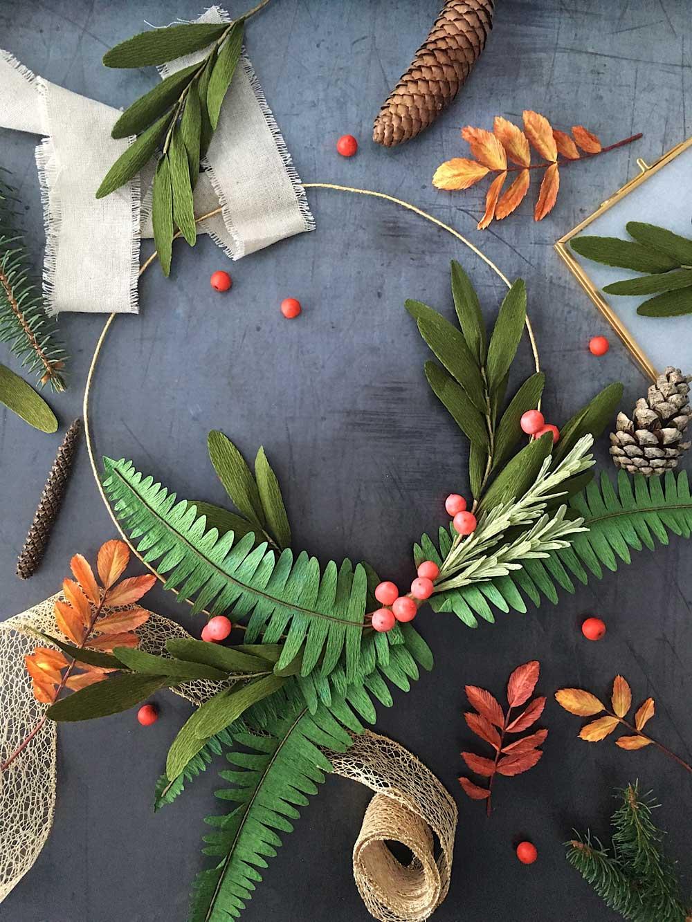 decorazioni-natalizie-carta-crespa-13
