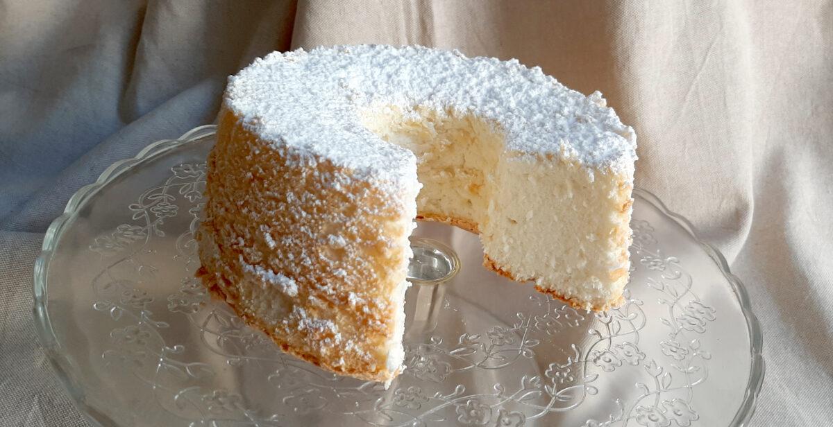 Ricetta della Angel Cake