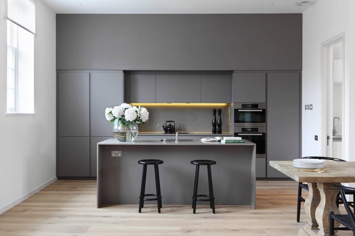 5 colori eleganti per la cucina