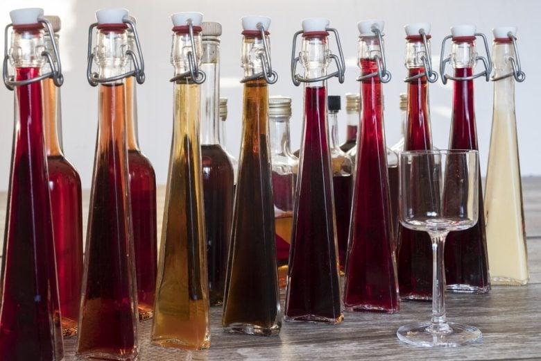 Liquore-fragole