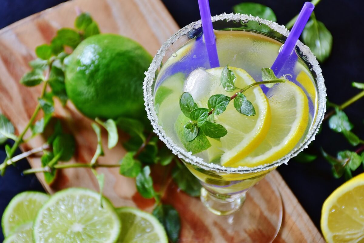 Succo, Limone